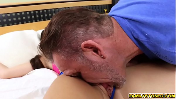 Step dad, Steps, Tied up, Feed