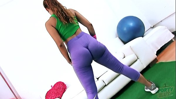 Yoga pants, Tight pants, Bubble butt