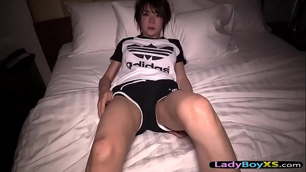 Asian ladyboy, Asian guy