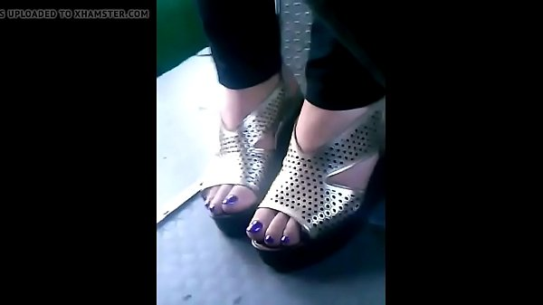 Bus, Candid, Hd mature, Candid feet, Mature hd, Mature feet