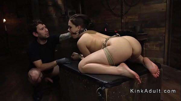 Slave, Caning, Whipping, Plug, Butt plug