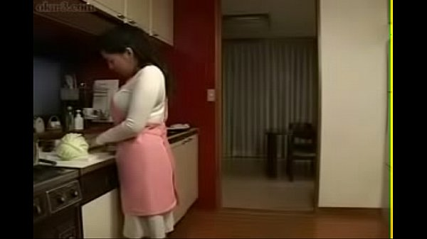 Japanese mom, Mom japanese, Japanese kitchen, Asian mom, Japanese mom son, Son fuck mom