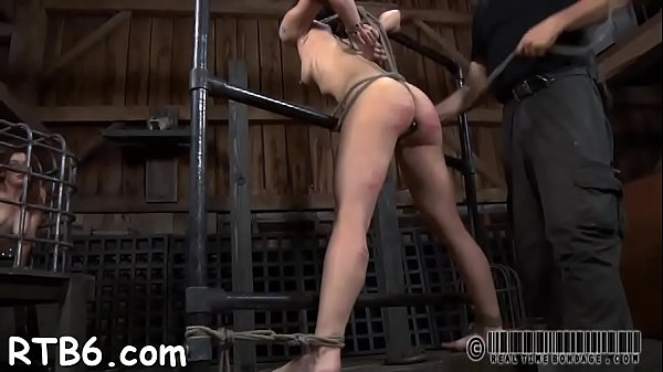 Whipping, Caged, Cage