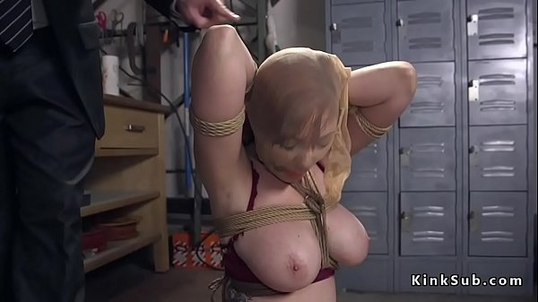Caning, Redhead tits