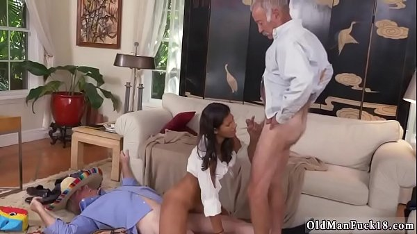 Young girl, Old and young, Young girl creampie, Old woman