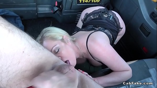 Fake taxi, Milf lingerie