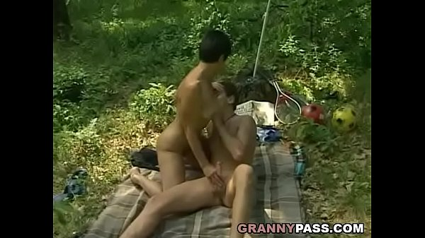 Forest, Granny pussy