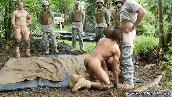 Masturbation, Military, Jungle