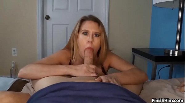 Punishment, Young couple, Milf busty