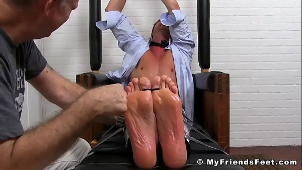 Tickling, Licked, Feet licking