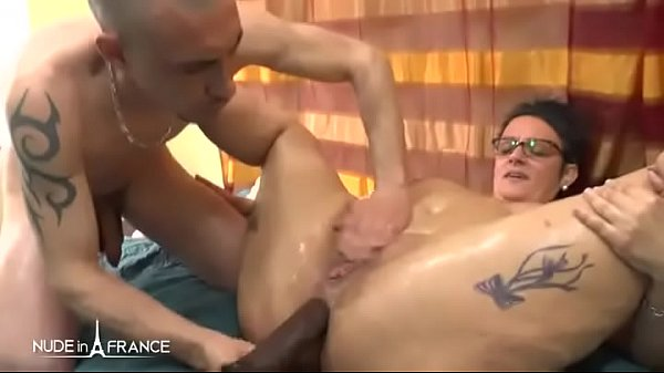 French, Bbw anal, Mature anal, Anal mature, Oil, Amateur anal