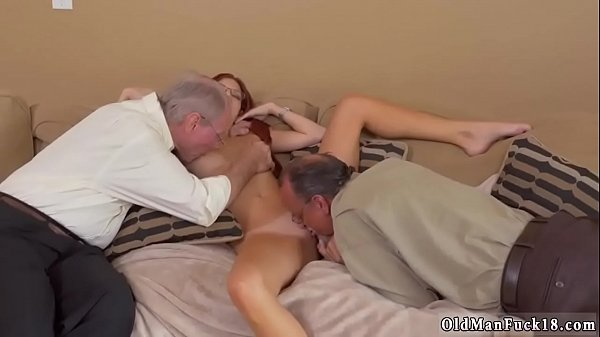 Daddy, Old and young, Tied, Amateur old