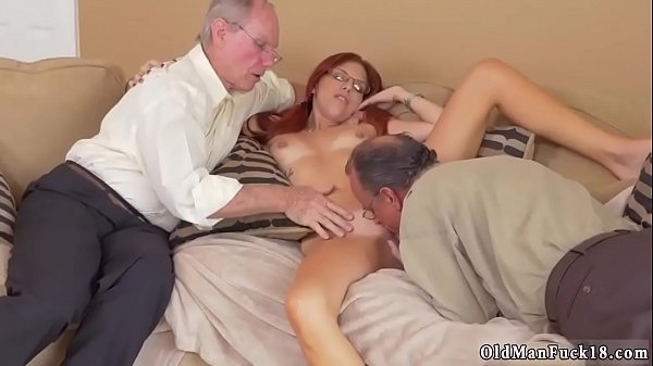 Daddy, Old and young, Tied, Call, Amateur old