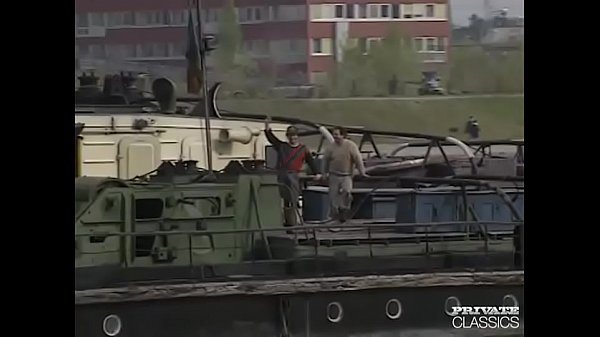 Boat, Anal threesome