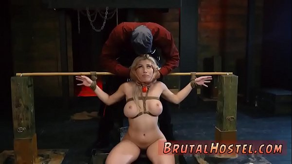 Anal fisting, Rough anal, Bondage anal, Blondie, Anal fist, Breasts