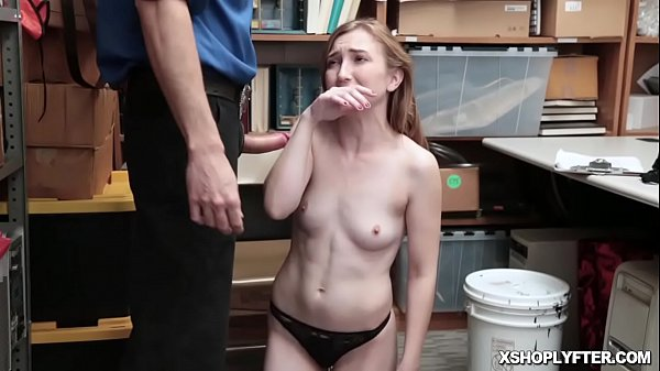 Shoplifter, Young pussy