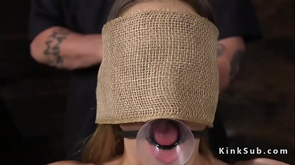 Blindfolded, Blindfold