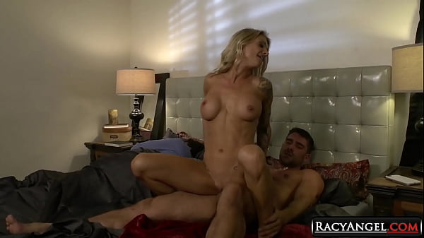 Fucked while sleeping, Fuck sleep, Synthia fixx, Blonde milf