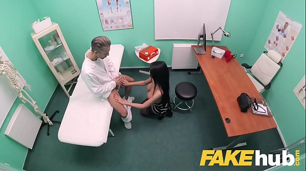 Hospital, Fake, Fake doctor, Polish, Fake hospital, Fake tits