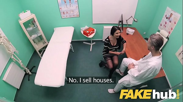 Hospital, Fake, Fake doctor, Fake hospital, Polish, Fake tits
