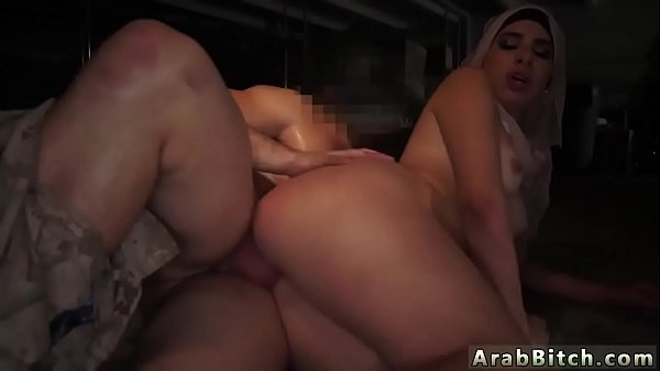 Delivery, Masturbating, Arab girl