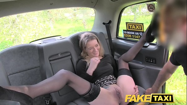 Fake taxi, Short skirt, Holland