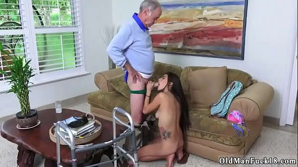 Old, Hairy masturbation
