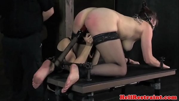 Gagging, Caning