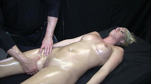 Oil massage, Oiled, Massage oil, Happy ending, Blondes