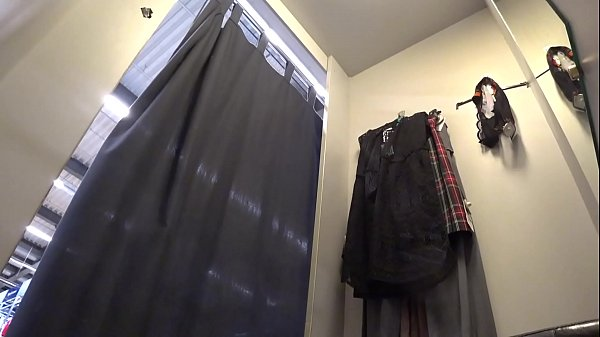 Hidden camera, Mall, Fitting room