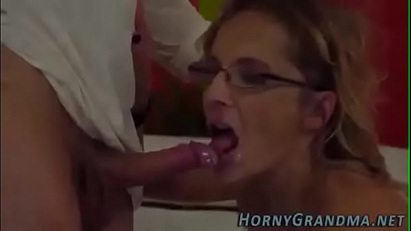 Cougar, Mouth cum, Cum mature