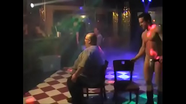 Male stripper