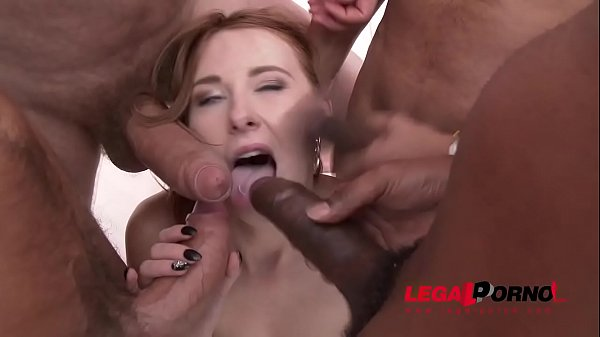 Anal creampie, Redhead anal, Drinking