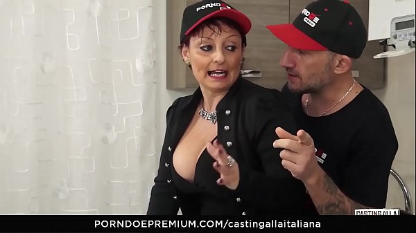 Audition, Casting anal, Anal casting