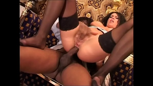 Stockings, Mandingo, Black stockings