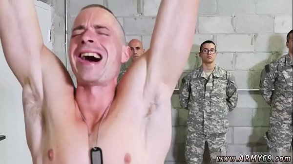 First time anal, First anal, Anal sex, Gay army