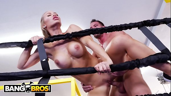Bangbros, Nicole aniston, Ring, Boxing