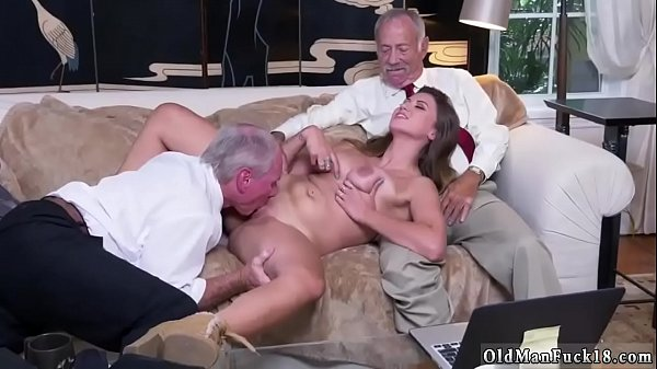 Old and young, Young and old, Young creampie, Grandpas