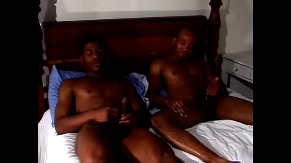 Ebony anal, Sex men, In bed