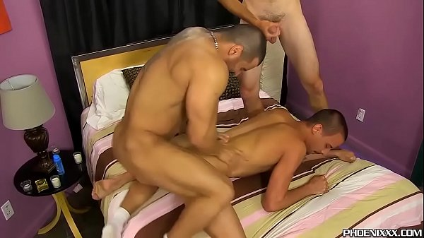 Mature threesome, Straight, Gay threesome