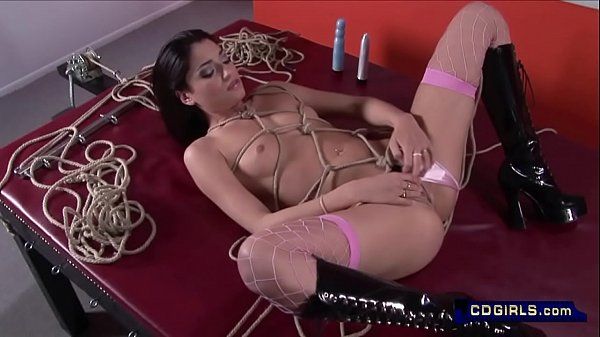 Spanking, Whipped, Whip, Sybian, Rope, Roped