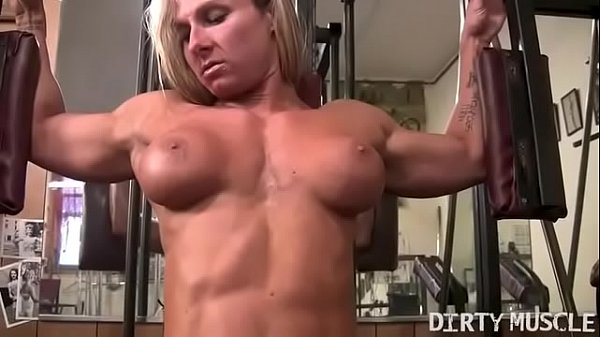 Muscle, Big clit, Ripped, Rip, Bodybuilder