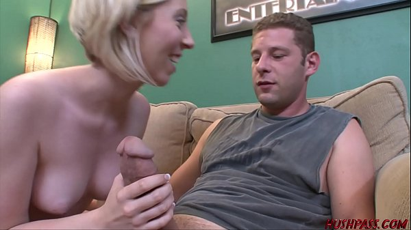 White, Young blonde, Thick cock