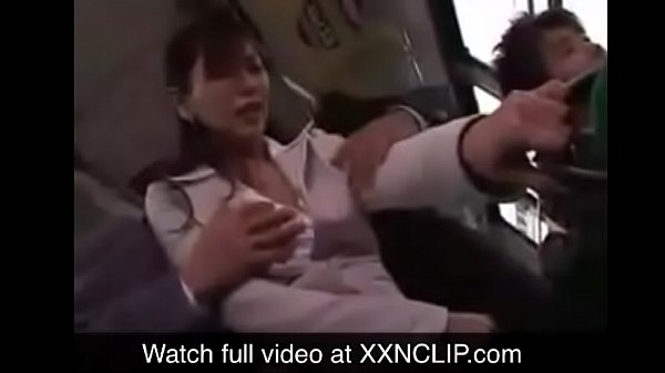Groped, Grope, Bus groping, Bus groped, Asian hot, Office lady