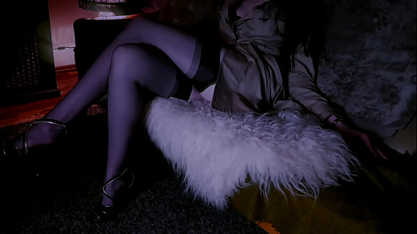 Nylon, Seduction, Seductive, Nylons, Lady voyeur