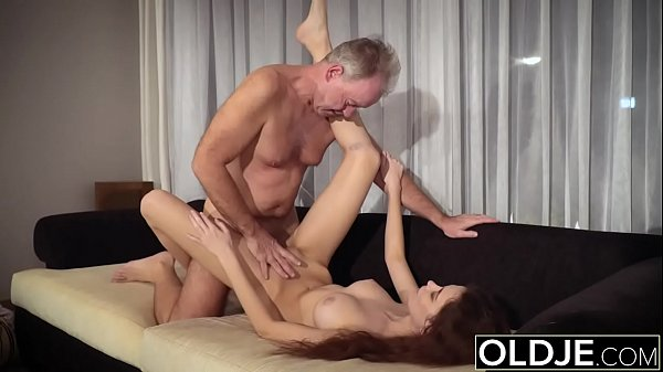Natural, Grandpa, Young pussy, Young porn, Old pussy, Nature