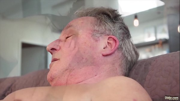 Old man, Pussy, Cum in mouth, Cum in pussy, Cum swallowing, Cum swallow